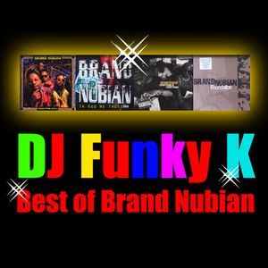 Dj Funky K - Best of Brand Nubian - Liveset Mix 2009