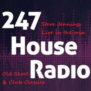 Steve Jennings live @ 247houseradio.com - 7th July 2014