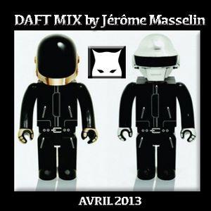 Daft Mix By Jérôme Masselin AVRIL 2013