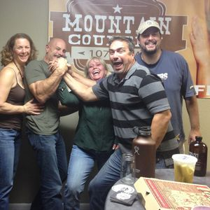 HAPPY Hour San Diego 11.6.2014 San Diego Beer Week with Tom Nickel and World Arm Wrestling Champs