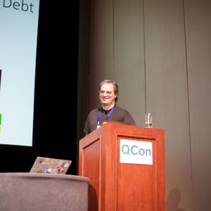 PWL - QCon NYC Edition | John Langford on Making Contextual Decisions with Low Technical Debt