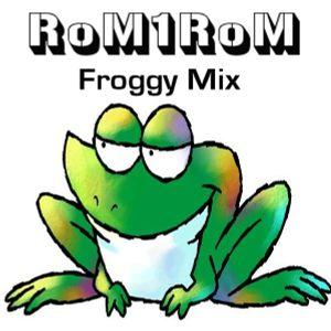 RoM1RoM - Froggy Mix (35 mn) Electro House Fidget