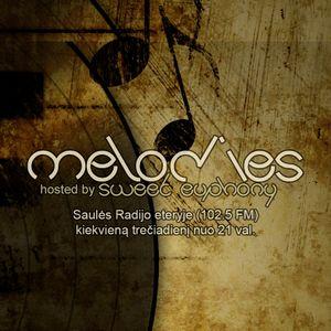 Sweet Euphony - Melodies @ Saules Radijas 018 w/ Valdas Sakalauskas (2015-02-11)