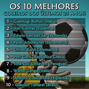 Ruy de todas as copas // Goleiros de Copa do Mundo // 03 de agosto 2013