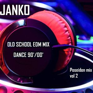 Old school edm mix house 90 00 poseidon mix vol 2 by for Classic 90s house mix
