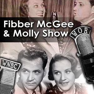 Fibber McGee And Molly Show McGee's Join The Red Cross Drive