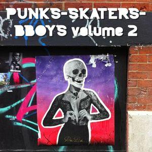 punks-skaters-bboys vol. 2 - mix by Vandalo S13