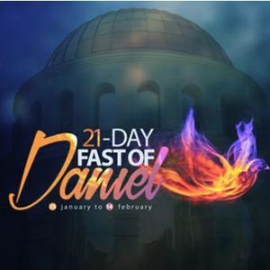 Day 14 of the Fast of Daniel