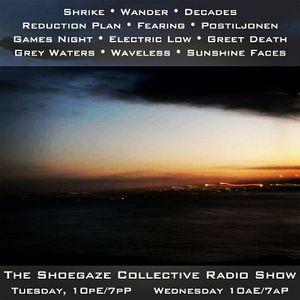 THE SHOEGAZE COLLECTIVE RADIO SHOW ON DKFM - SHOW 30 - 6-27-17