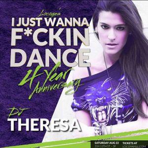 DJ Theresa Live @ Beatbox SF 8.22.15 Part I