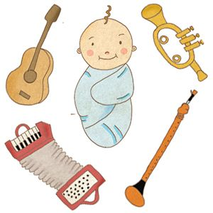 Group 2: Session 2 (Music for Infants)