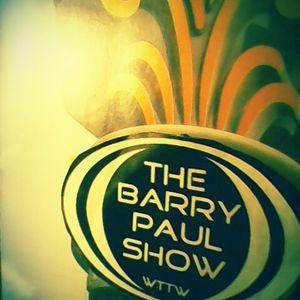 Barry Paul Show 1-20-14 with libertarian sci-fi author Matthew Bruce Alexander