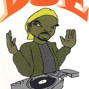 DJE Mix#8 (80's & 90's Hip Hop)
