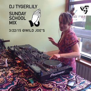 DJ Tygerlily Sunday School Set @ Wild Joe*s 3/22/15