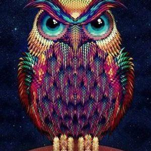 #007 Owl On Acid [All Oc's]
