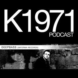 Deepbass - K1971 Podcast - 06-02-2012