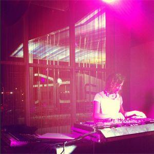 W XYZ Bar, Aloft Bursa, live set, 8-11-13