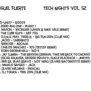 Miguel Fuerte - Tech Nights Vol. 52