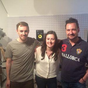 London DJ Network Mix June 2016 - Lounch, MaxiFeelya, Hannah Ivory
