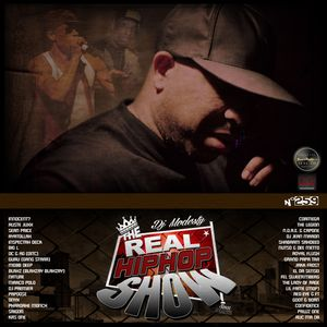 DJ MODESTY - THE REAL HIP HOP SHOW N°259