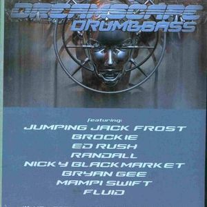 DJ Fluid with MCMC & Det at Dreamscape Drum and Bass (May 2000)