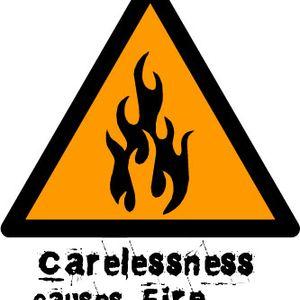 DJ Thomas Maher-Carelessness Causes Fire