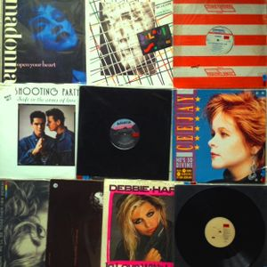 10 SONG SERIES 027 - POP / SYNTH POP / DANCE