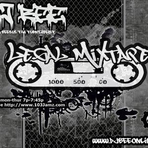 Legal Mixtape Aug 24, 2010