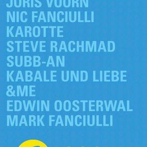 Joris Voorn & Nic Fanciulli @ Off-Sonar Party Mac Arena Mar Beach Club Barcelona (Spain) 2012.06.13.