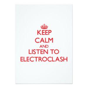 Clarice's dance Electroclash