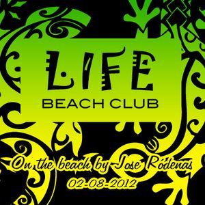 On The Beach 02-08-2012