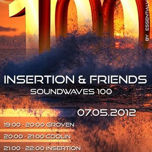 SoundWaves 100 hosted by Insertion - Alex Paun Guestmix