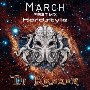 Hardstyle 1st Mega Mix March - Dj Kraken