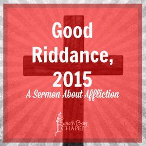 Good Riddance 2015!