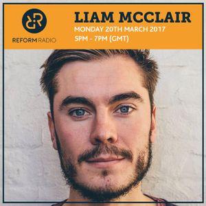 Liam McClair 20th March 2017