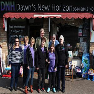 Lorraine Saunders from Dawns New Horizons speaks to Mike Stonard
