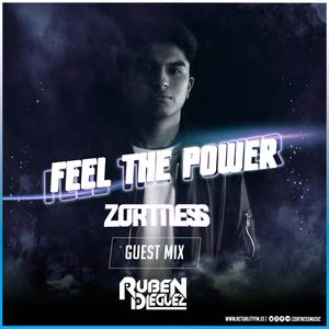 FEEL THE POWER [03-12-2017] GUEST MIX RUBEN DIEGUEZ
