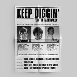 Keep Diggin for the Raretraxxx - 11 years