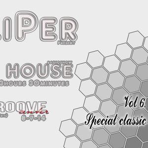 KliPeR Present - Pure House vol. 6 - Special classic anthems