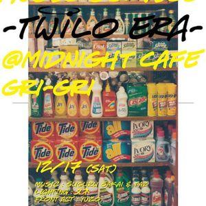 "Live from gri-gri ""Twilo Era"" pt.1 2016/12/17 Music by Taz"