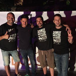Programa Planet Dance Team 5/10/2016