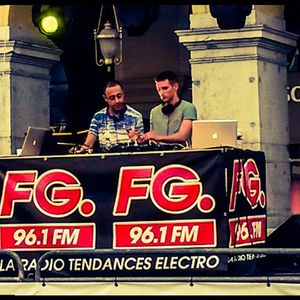 2014-06-25 1-Carlo Mora & Nicolas Dermen @ OFF Nice Jazz Festival
