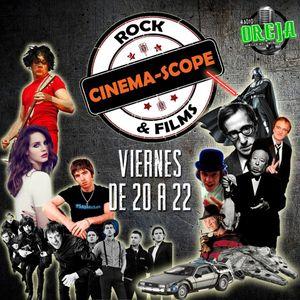 CINEMASCOPE - 059 - 24/07/2015 WWW.RADIOOREJA.COM.AR