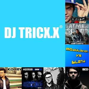 Electro house 2012 (Female & Male Mix) - Dj Tricx.x