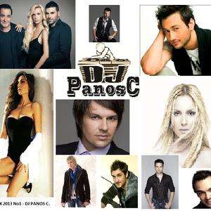 Greek Mix 2013 No1 - Dj Panos C.