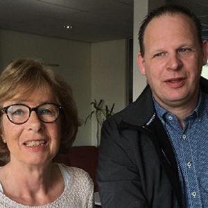 Politieke gast Marijke Boorsma (VVD Korendijk)