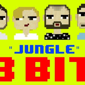 8-Bit Jungle (Amiga Music Disk)