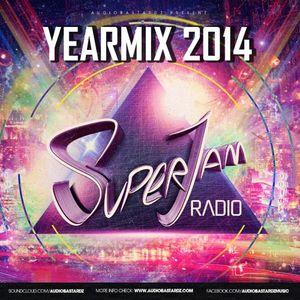 Superjam Radio Yearmix 2014