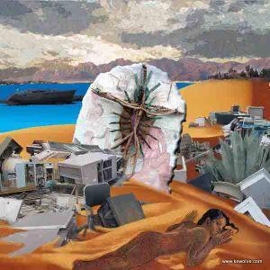 KMRD LP 96.9 FM Madrid, New Mexico- The Techno Sadhu Show #9