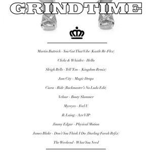 Buckmaster presents GRINDTIME